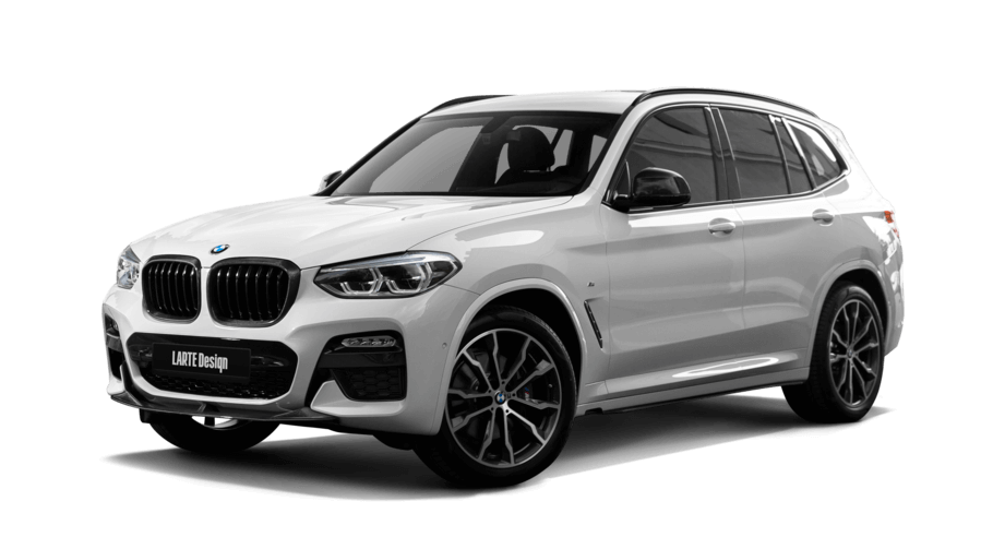LARTE Performance BMW X3
