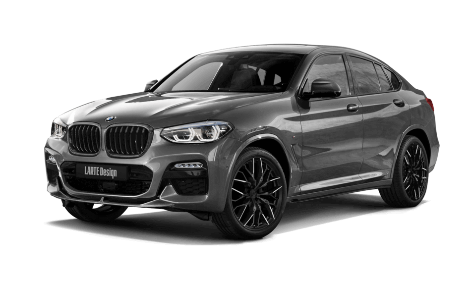 LARTE Performance BMW X4