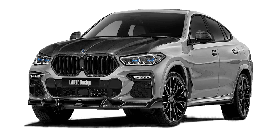 LARTE Performance BMW X6